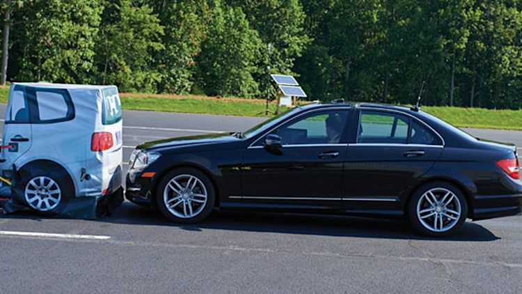 IIHS introduces new test for avoiding crashes, not surviving them [w/videos]