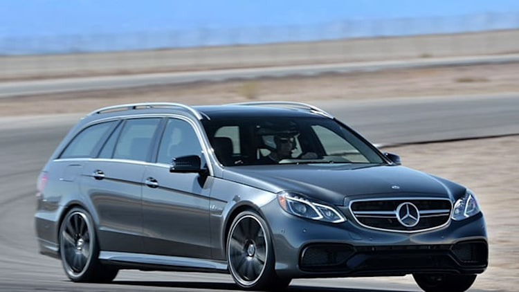 2014 Mercedes-Benz E63 AMG S 4Matic Wagon [w/video]