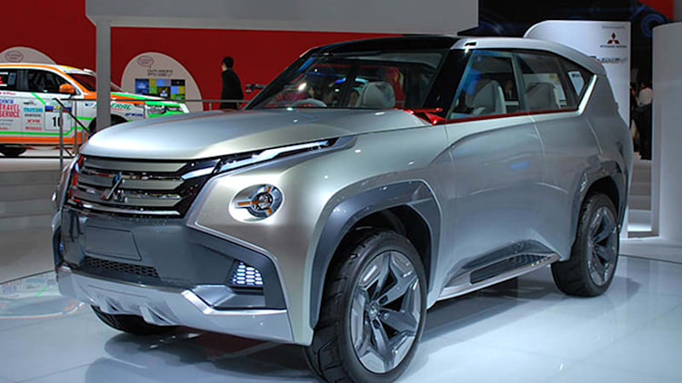 Mitsubishi turning Montero into crossover, Outlander Sport may get PHEV variant