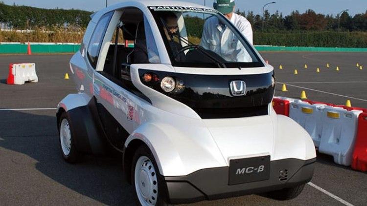Honda MC-β prototype