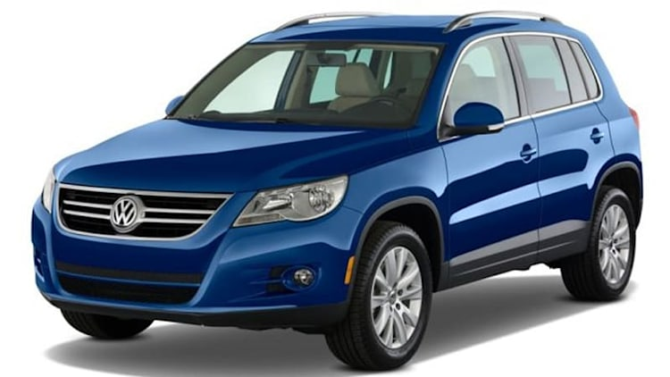VW recalling Tiguan, Jetta Hybrid over electrical and gearbox woes