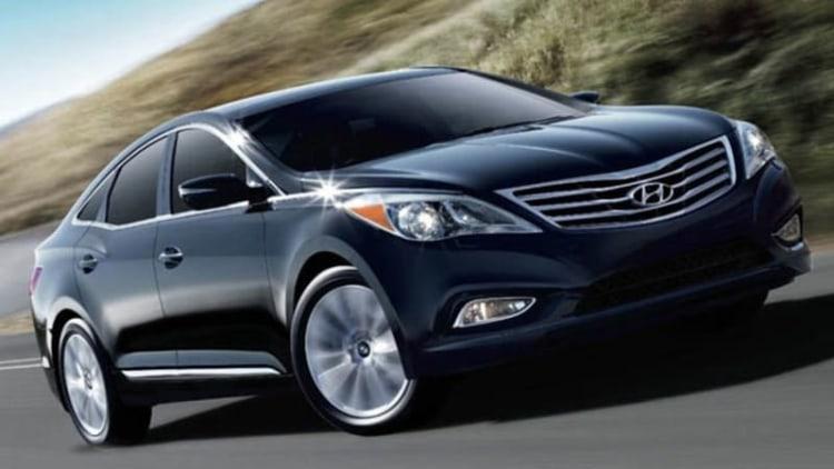 Hyundai Azera fate in question for US