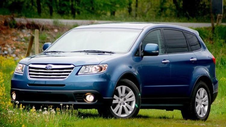 Subaru ending Tribeca production in January? [UPDATE]