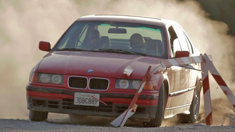 The List: The Red BMW - A Retrospective