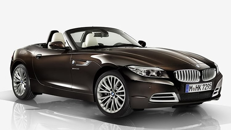 BMW jazzes up the Z4 with Pure Fusion Design package