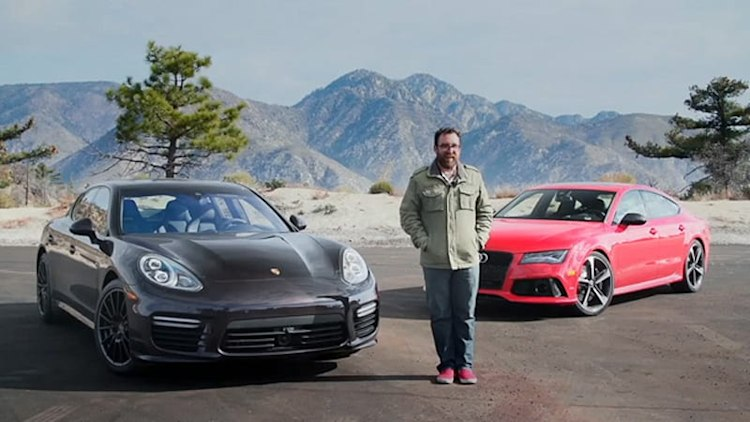 Audi RS7 vs. Porsche Panamera Turbo, which would you pick? [w/poll]