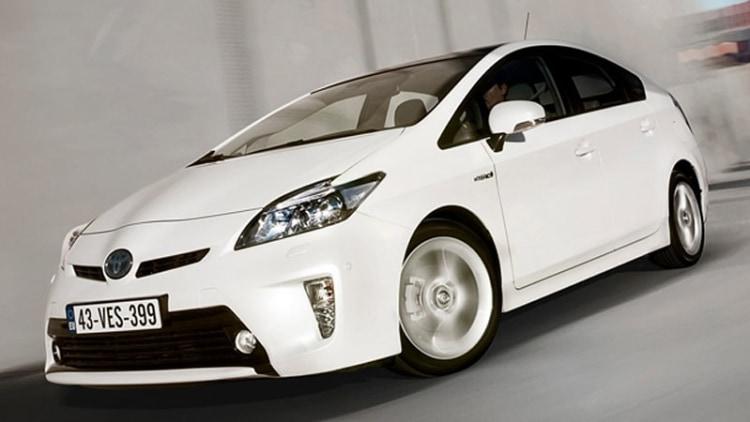 Toyota Recalls 1.9 Million Prius Hybrids