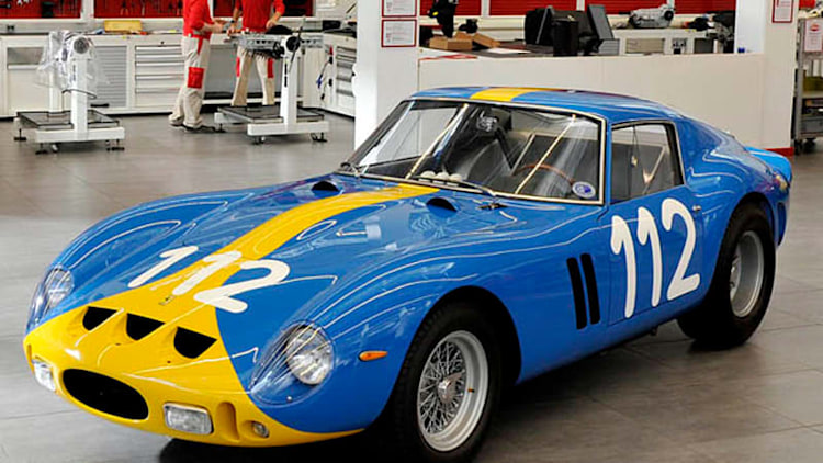 Ferrari Classiche brings priceless crashed 250 GTO back to life [w/video]