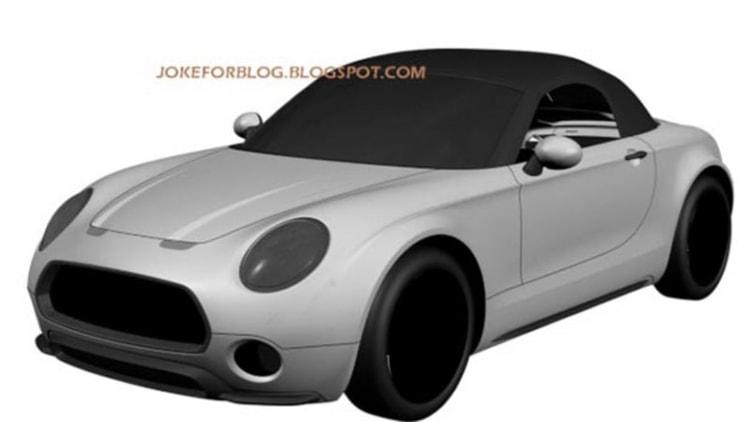 Mini Superleggera patent renderings suggest production prospects
