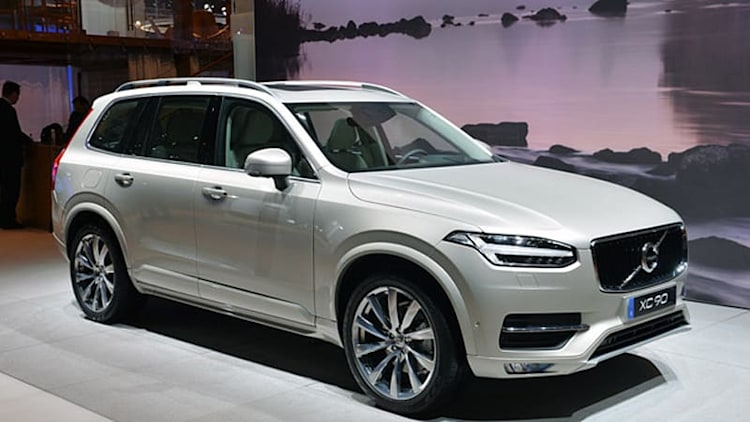 2015 Volvo XC90 proves Sweden's auto industry is alive and well [w/video]