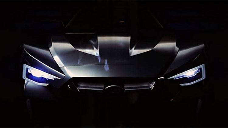 Subaru VIziv GT joins the Gran Turismo Vision clique