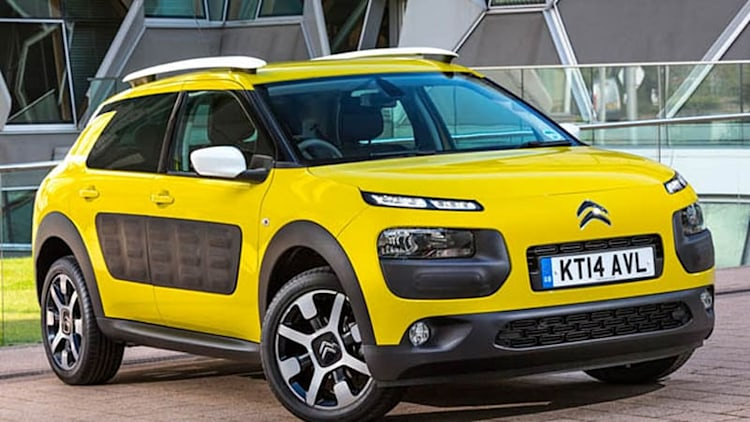 European jury picks finalists for 2015 Car of the Year