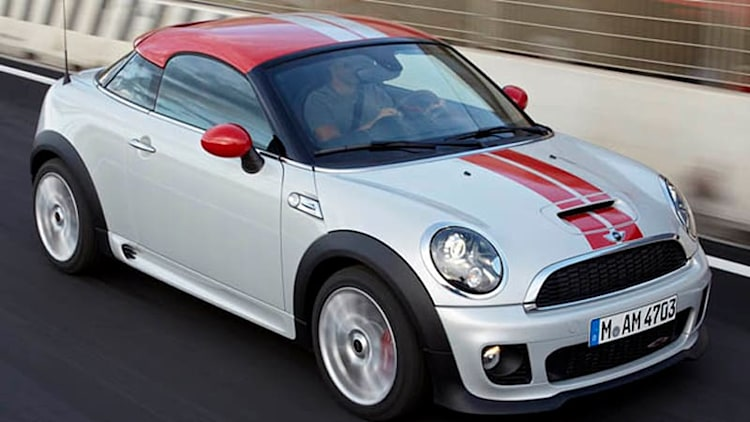 Mini phasing out Coupe, Roadster next year