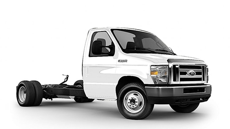 Ford E-Series chassis cabs and cutaways to survive mass Transit onslaught [UPDATE]