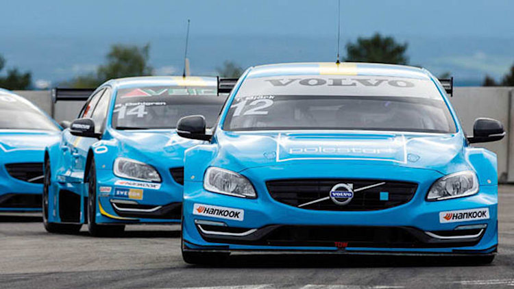 Volvo planning exit from motor racing