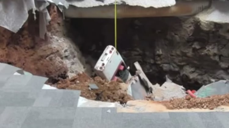 GM To Restore Legendary Corvette Damaged In Sinkhole Accident