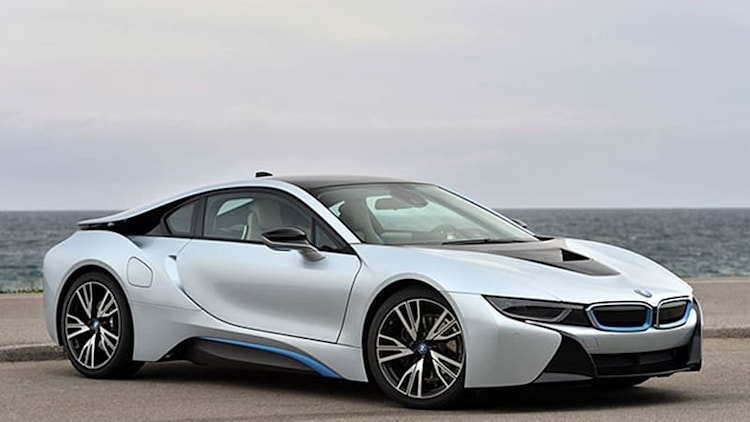 BMW i8 recalled over possible fuel leak
