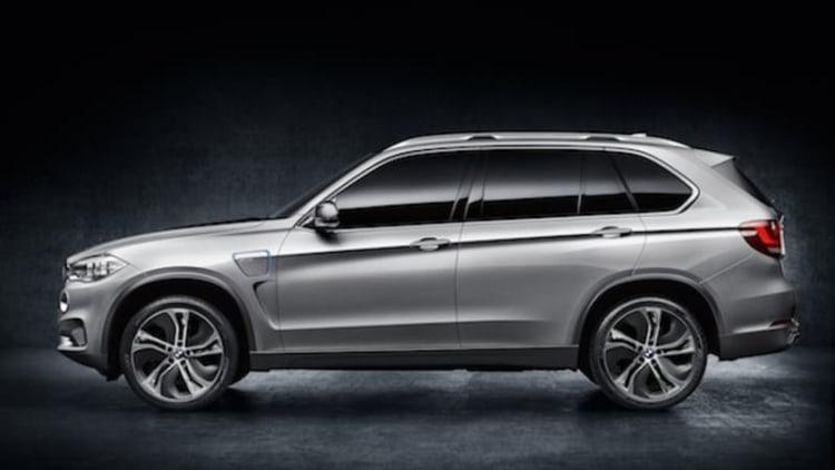 BMW bringing X3 diesel, X5 PHEV concept to New York