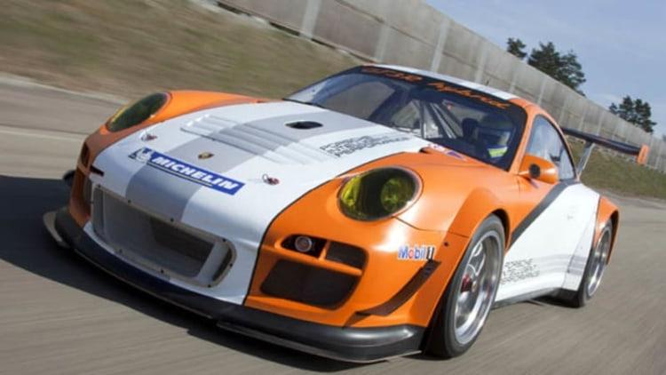 Porsche rules out Macan, 911 hybrids
