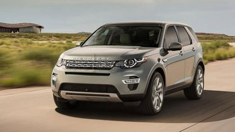 Land Rover Discovery Sport photos hit the web early