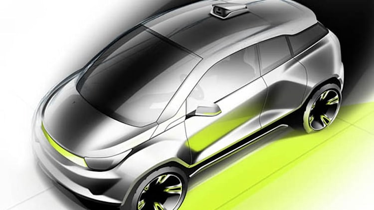 Rinspeed previews Budii concept ahead of Geneva show