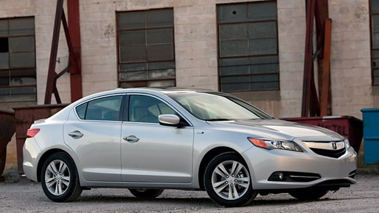 Acura ILX Hybrid discontinued for 2015 [UPDATE]