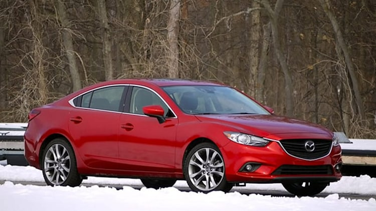 2014 Mazda6: Winter's End Update