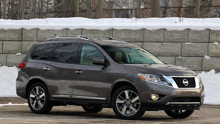 2013 Nissan Pathfinder: Wrap-Up [w/video]