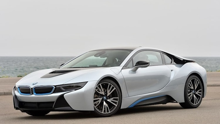 Is BMW ready to increase i8 production?
