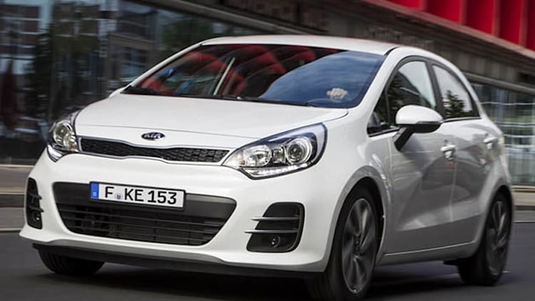 Kia bringing updated Rio, Venga to Paris