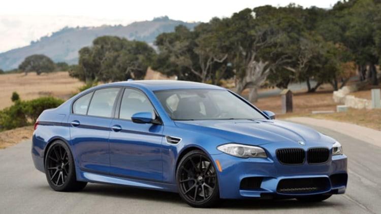 2014 Dinan S1 BMW M5