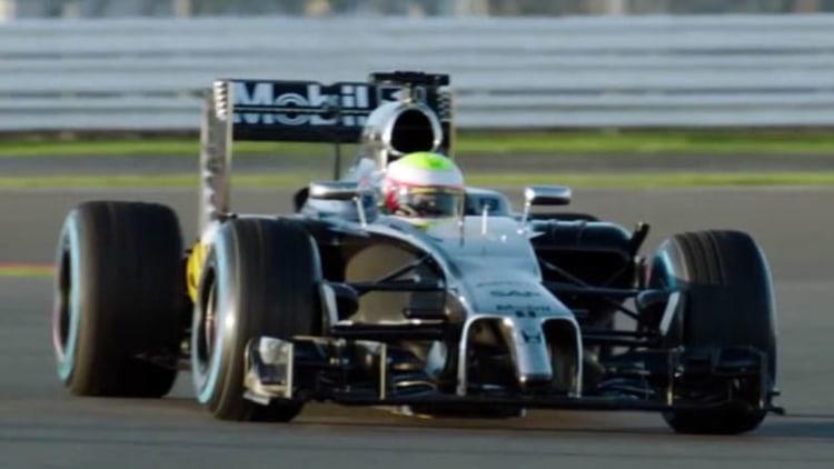 McLaren and Honda rekindle a winning combination