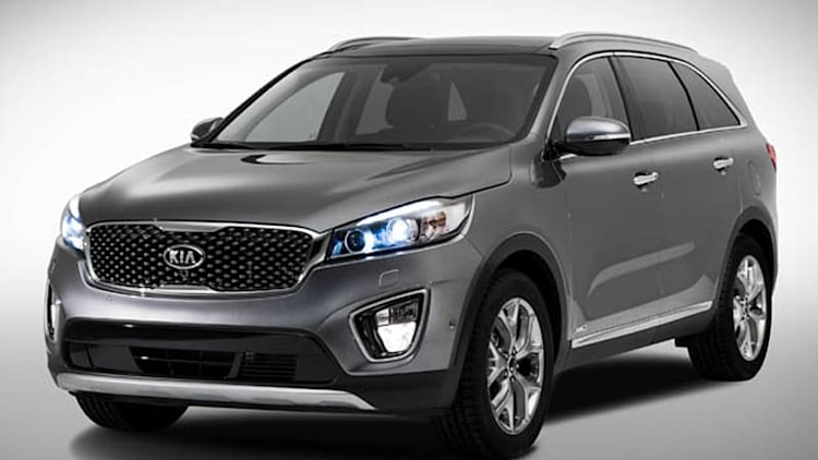 Kia takes the wraps off new Sorento