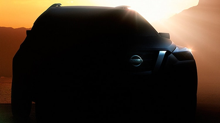 Nissan teases Sao Paolo CUV concept, production future likely