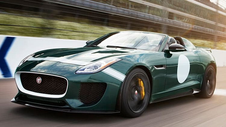 Jaguar to go racing with F-Type GT3?