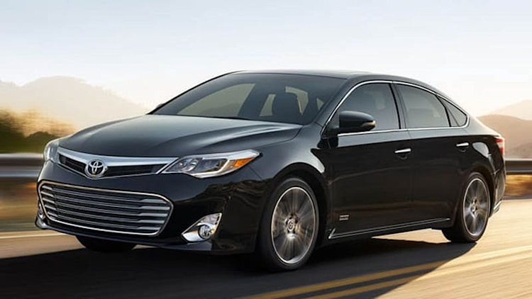 Toyota Avalon celebrates 20 years with Touring Sport Edition