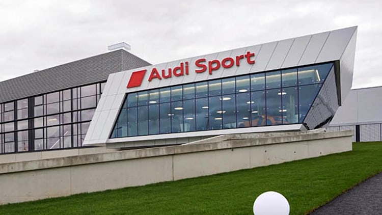 Audi inaugurates new R8 production line at Neckarsulm