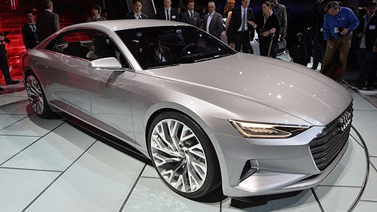 Witness the Prologue to Audi's design future [w/videos]