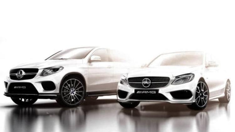 Mercedes confirms first AMG Sport models for Detroit