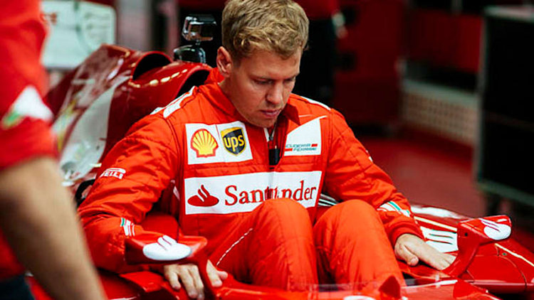 Sebastian Vettel gets to work at Fiorano [w/videos]