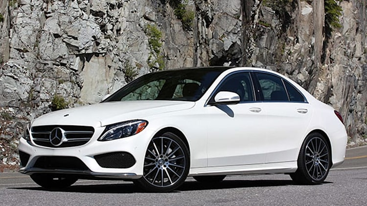 Mercedes C-Class Coupe due to go on sale next December