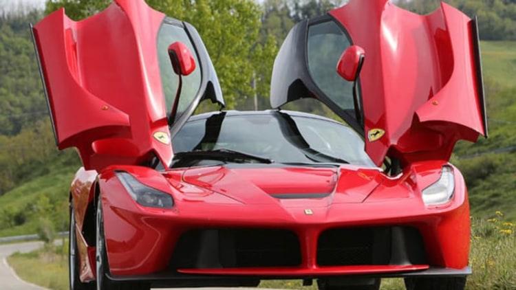 LaFerrari Spider among Maranello's future product plans