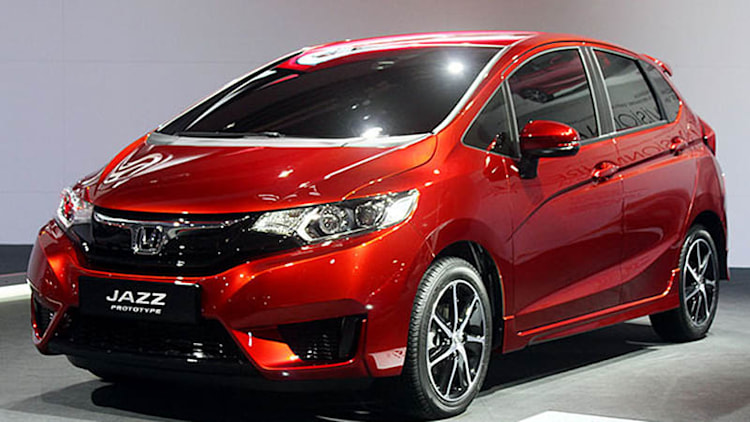 Honda Jazz Prototype is brand's latest production-ready 'concept'