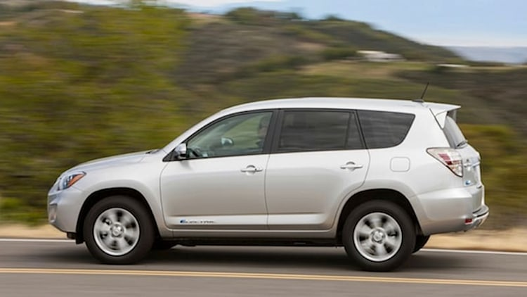 Toyota still wants Tesla's battery help, still evaluating RAV4 EV program