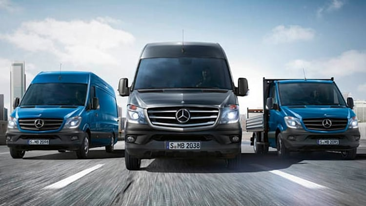 Mercedes moving some Sprinter production to North America