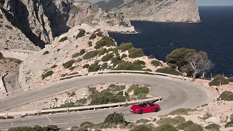 Evo makes the case for the world's best driving road in Majorca