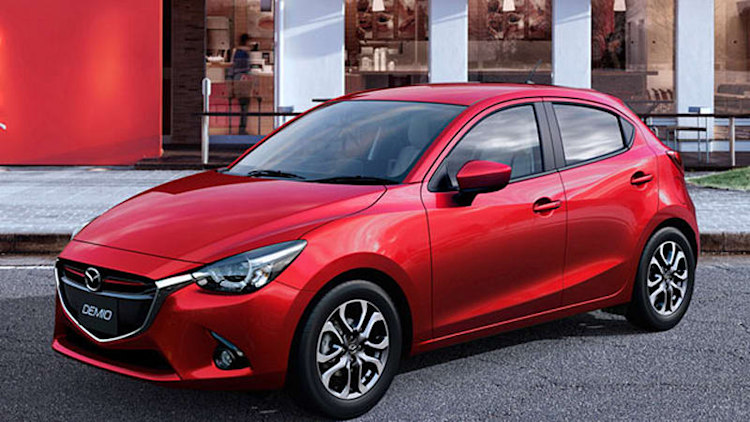 Mazda2 production fires up in Mexico