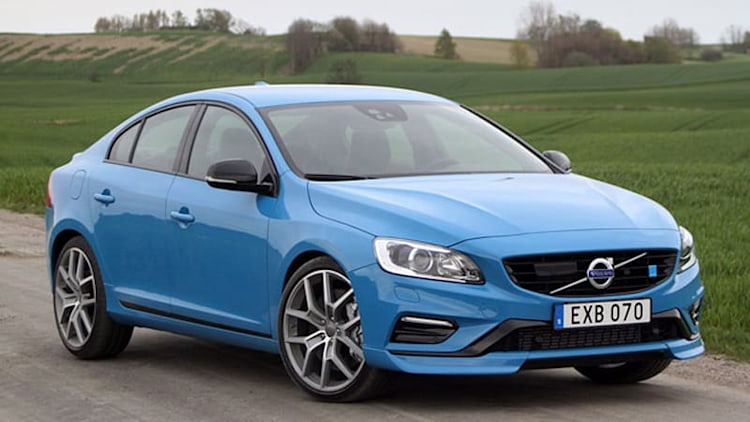 2015.5 Volvo S60 and V60 Polestar [w/video]