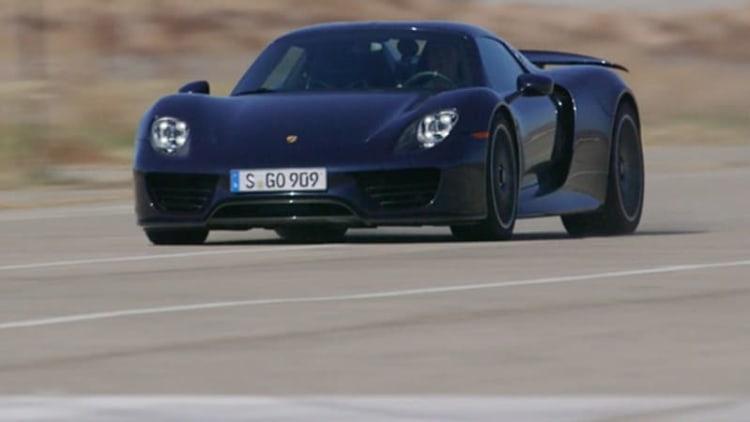 Translogic 166: Porsche 918 Spyder