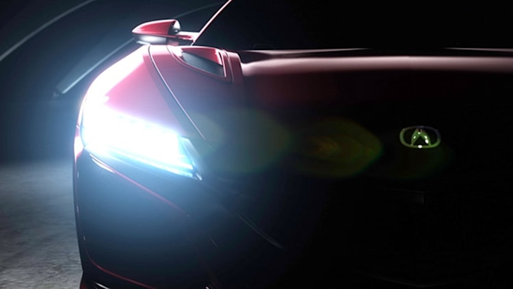 Acura NSX coming to Detroit, the wait is almost over [w/video]